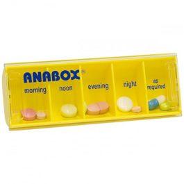 Anabox daily pill organiser