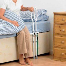Homecraft bed grab rail