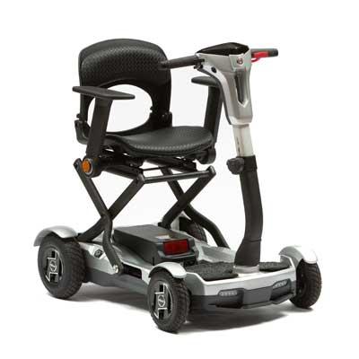 Drive Knight Electrofold Scooter Bainbridge Mobility Ltd
