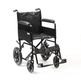 Drive s1 steel transit wheelchair