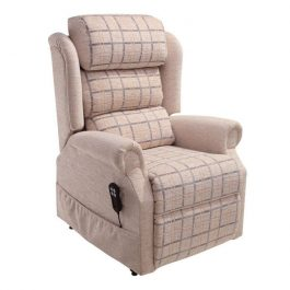 Electric mobility jubilee riser recliner