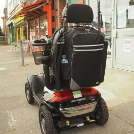 Flexi large mobility bag