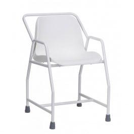 Foxton fixed height shower chair