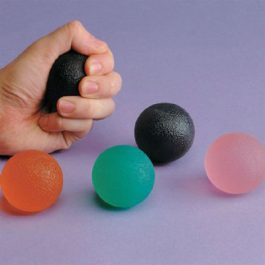 Gel ball hand exerciser