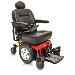 Pride jazzy 600 es power chair