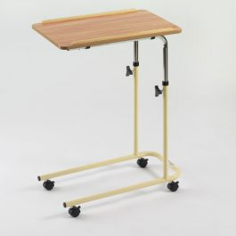 Deluxe overbed table