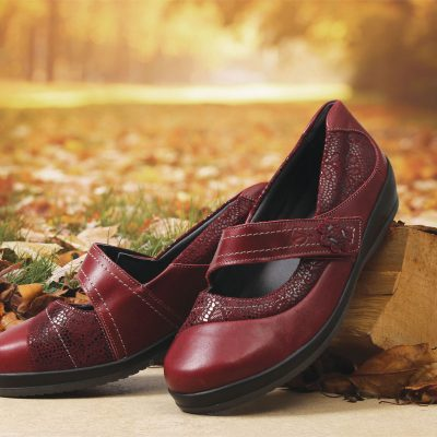 Ladies Extra Wide Shoes