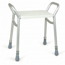 Lightweight shower stool