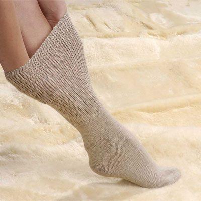 Extra Wide Socks