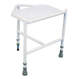 Pembury corner shower stool