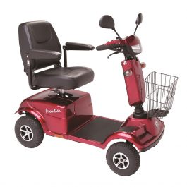 Rascal frontier mobility scooter