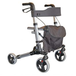 Roma city walker rollator
