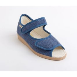 Sandpiper deana extra wide shoe denim