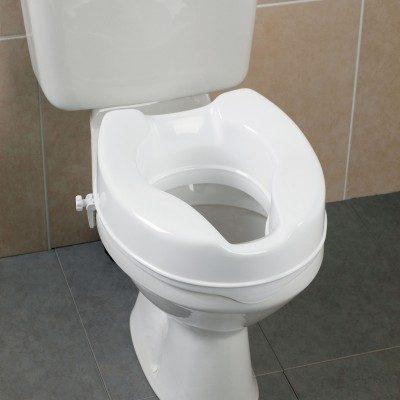 Savannah Raised Toilet Seat