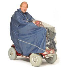Simplantex scooter cape