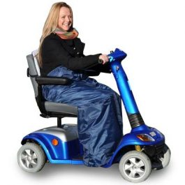 Splash scooter cosy
