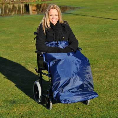 Wheelchair Weather Protection