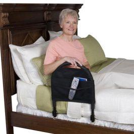 Bed rail advantage traveller