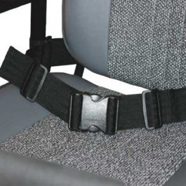 Safety lap straps