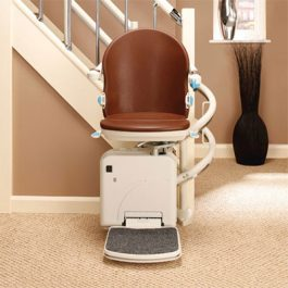 Handicare 2000 curved stairlift
