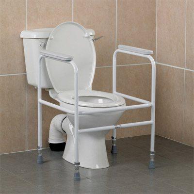 Toilet Frames
